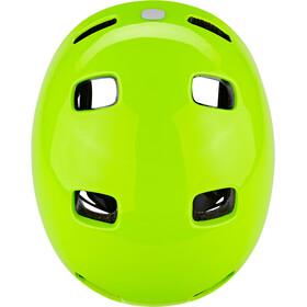 POC POCito Crane Casco Bambino, fluorescent yellow/green
